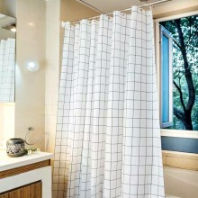 Good Quality for China Shower Curtain Peva,Peva Shower Curtain,Clear Shower Curtain Supplier Shower Curtain PEVA Ins Style export to Grenada Factories