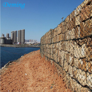 Cheap Galvanized Gabion Box  Gabion Basket