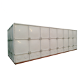 Gecombineerd type glasvezel SMC-watertank