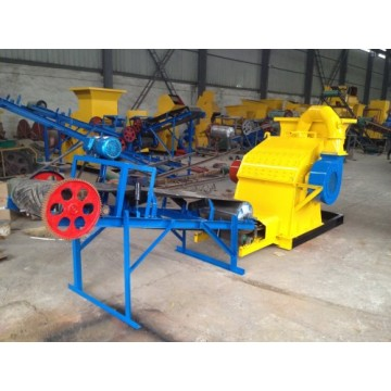 aluminum wheel crusher kibbler Machine