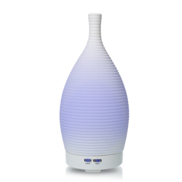 Aroma Diffuser Ceramic Cold Mist Portable Mini Humidifier