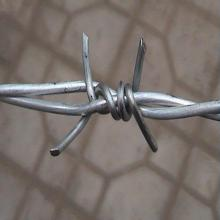 anti=theft barbed wire mesh