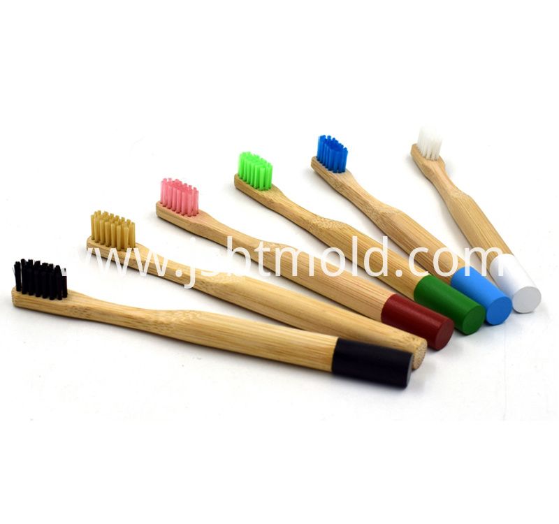 colorful Bamboo Charcoal Nano Toothbrush