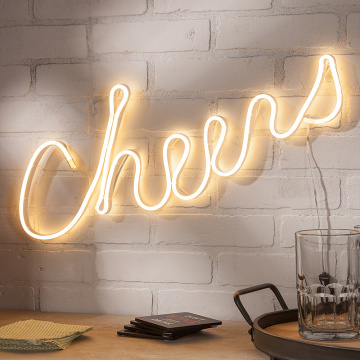 CHEERS LED NEON SIGN