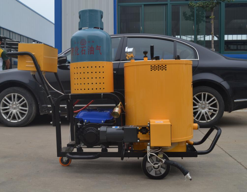 road sealing equipment