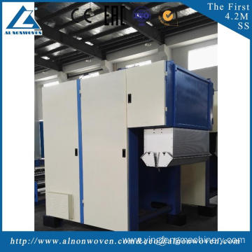 Automatic weighing ALKS1500 opening machine mahcine witdth 1.5m For geotextile