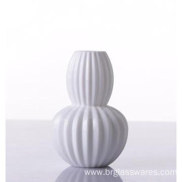 High Quality for Decorative Vases Blown Decorative Colored Glass Vase supply to Uzbekistan Manufacturers
