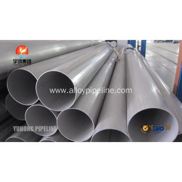 ASME SA358 TP347H Stainless Steel Welded pipe
