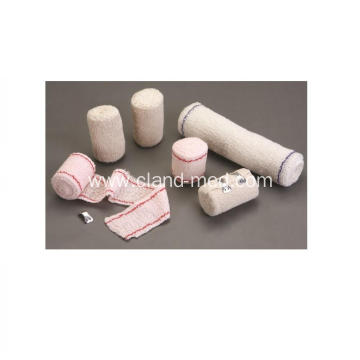 Medical 100% Cotton  Gauze Crepe Bandage Different Sizes
