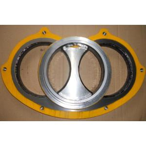 Concrete pump spare Parts Spectacle Plate concrete glass plate for SANY truck mounted concrete pump
