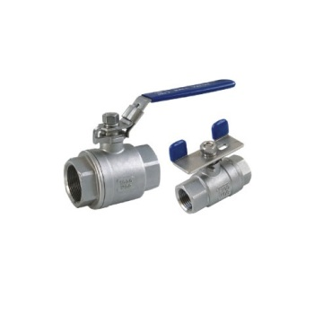 China Exporter for Stainless Steel Ball Valves Stainless Steel Ball Valve,2PC Type export to Germany Wholesale