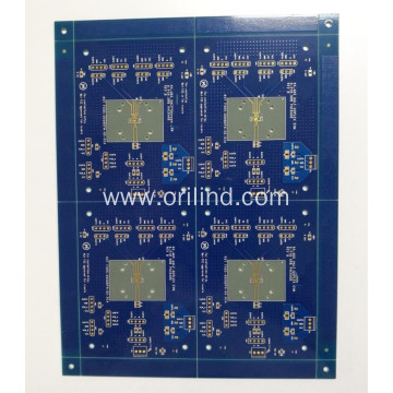 Multilayer immersion gold board