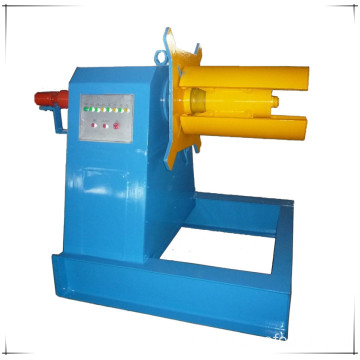 Automatic Hydraulic Decoiler