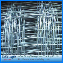 Galvanized farm field fence, Cheap sheep wire mesh grass land fence, Online hot selling field fence wholesale price