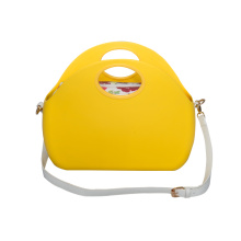 20 Years manufacturer for O Bag Moon Italy summer waterproof fashion crossbody beach handbags supply to Japan Factories