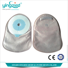 China for China Hydrocolloid Ostomy Pouch,Hydrocolloid One-Piece Ostomy Pouch,One-Piece Closed Ostomy Pouch,Disposable Ostomy Pouch Supplier Disposable one-piece closed ostomy pouch supply to Niue Manufacturers