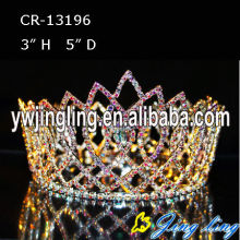 Wholesale Full Round Crowns And Tiaras