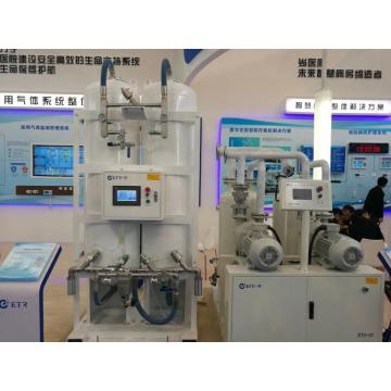 Hospital dedicated PSA Oxygen Plant for Oxygen Manifold