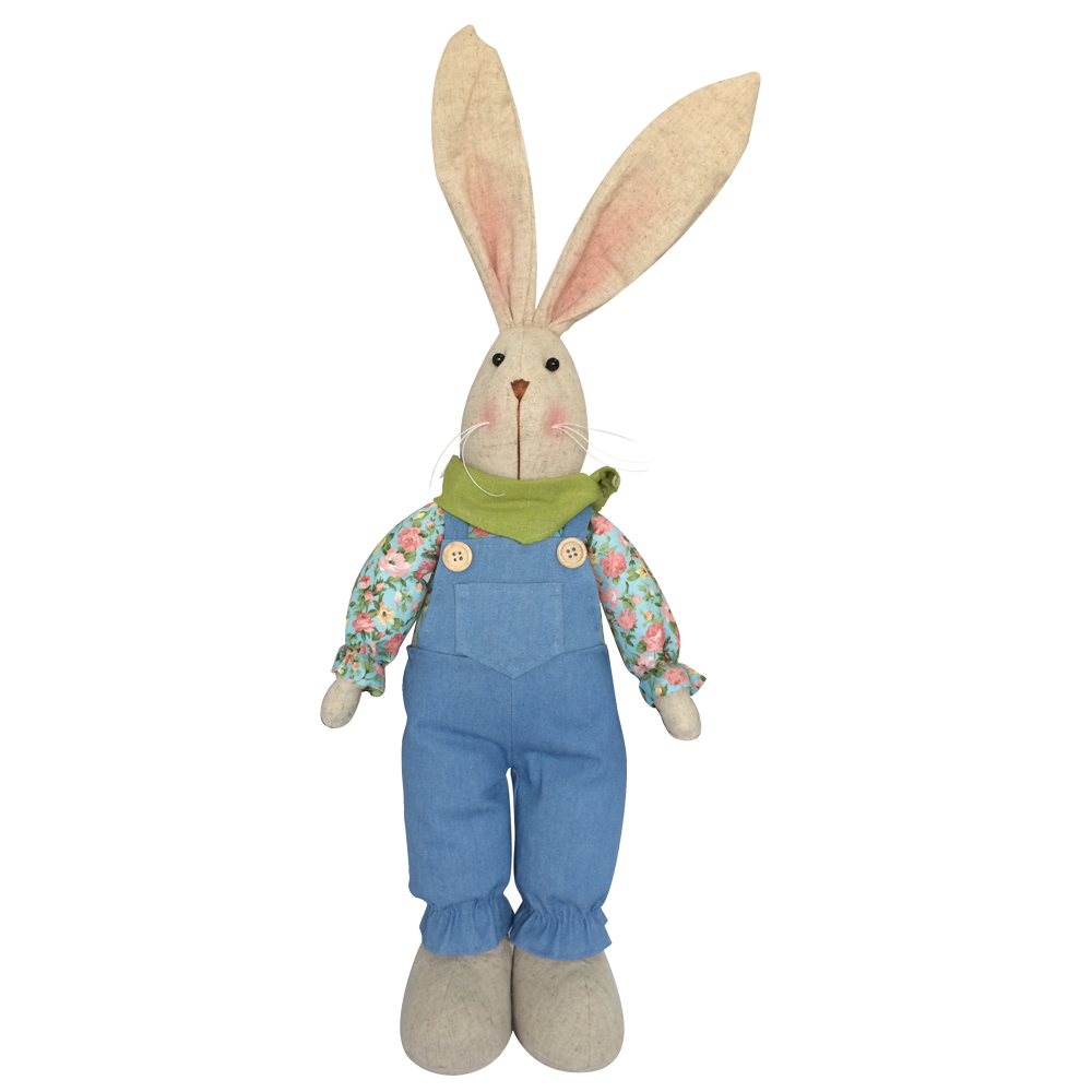 Easter Plush Bunny Toy