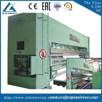 ALNP-E8000 Working width 8000mm Paper felt Endless Punching with great price