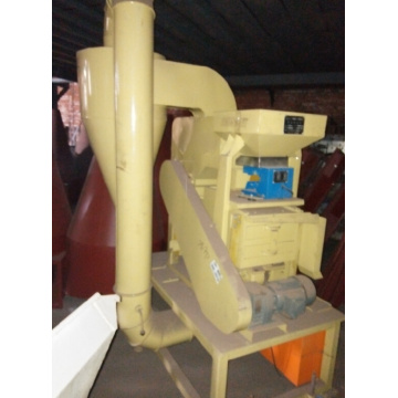 Pod Seed Cleaning Machine