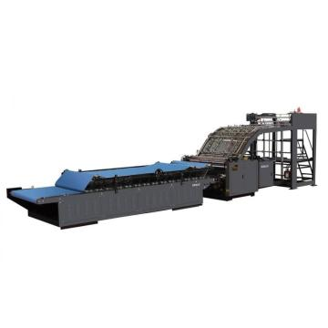 Full automatic flute laminator machine