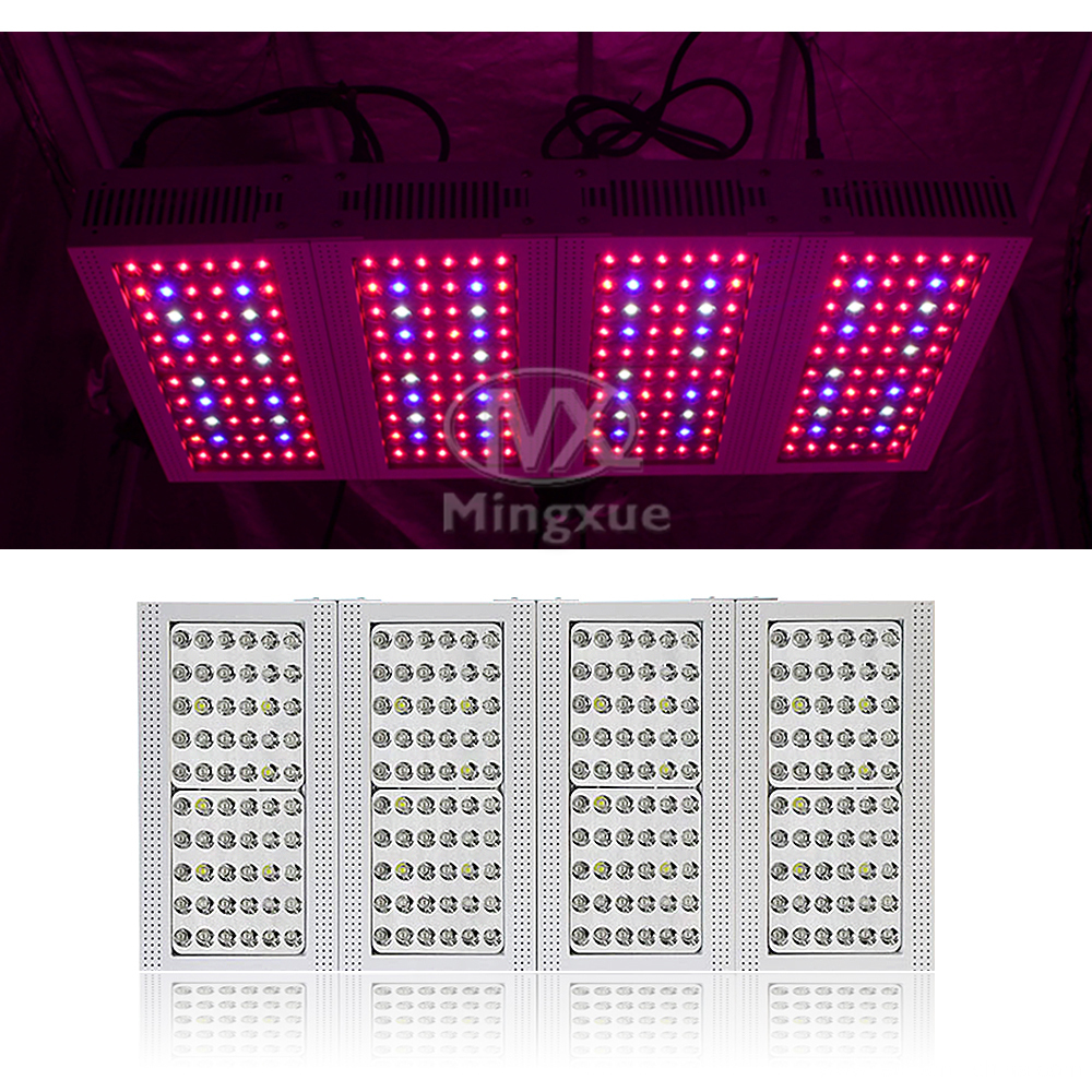 300W assembled LED grow light