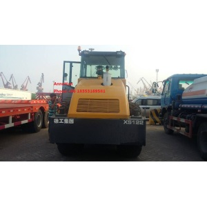 XCMG compactor XS122 vibratory road roller
