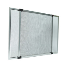 aluminium frame sliding glass screen window
