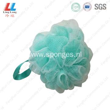 Pretty double mesh sponge ball