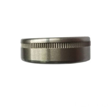Single knurled  bearing ring