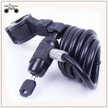 High quality fashionable long line bike lock anti-theft bicycle lock