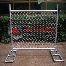 Galvanized Temporary Fence of Chain Link Fence