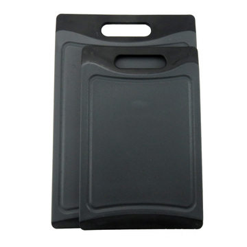 black color cutting board set of 2