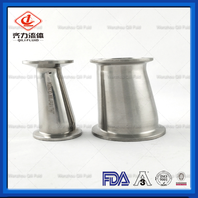 SS304/SS316L Pipe Fittings Reducer