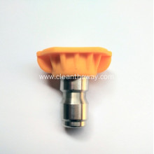 High Pressure Washer 15 Degree Nozzle Yellow Color