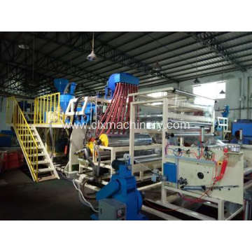 CL-65/90/65A LLDPE Film Machinery