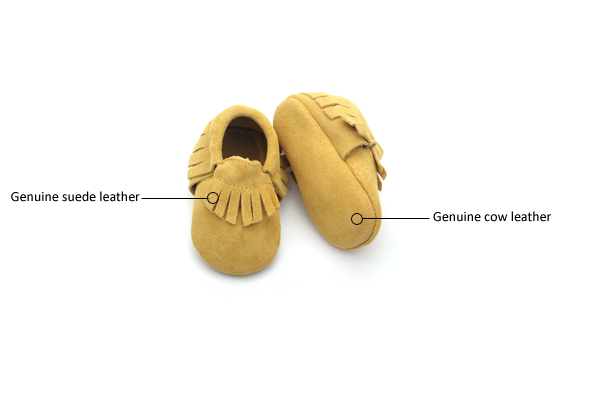 Prevalent Baby Moccasin Shoes