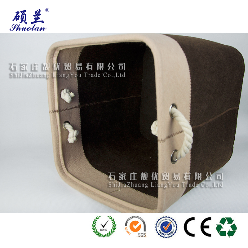 Good Quality Felt Storage Boxes