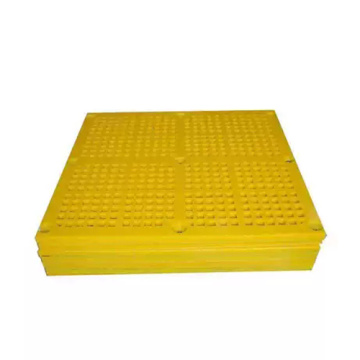 Environmental protection polyurethane screen for mining