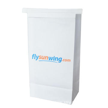 In stock Airplane airline printed air sickness bag