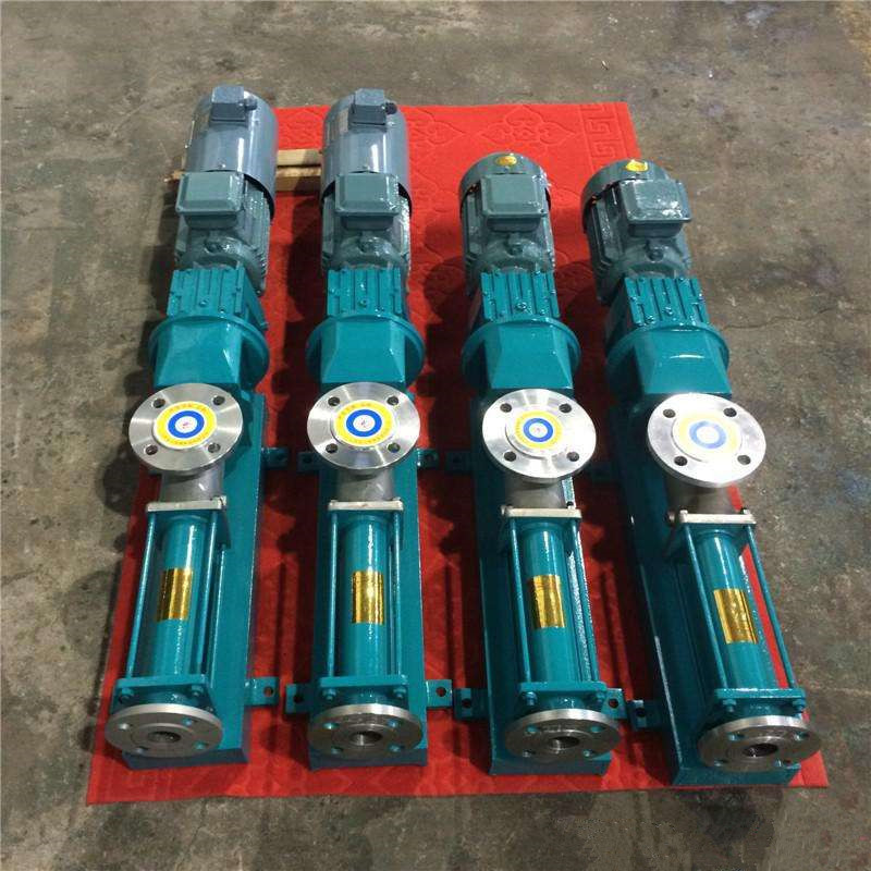 LG screw pump 1