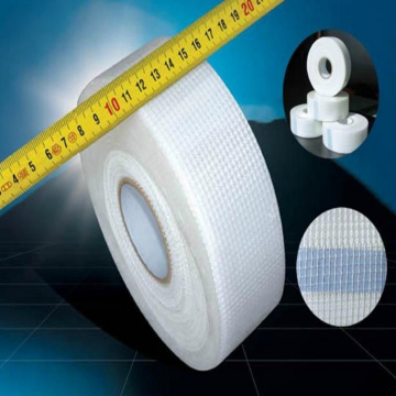 Great Tensile Strength Adhesive Alkali Fiberglass Mesh Tape