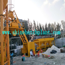No Foundation Concrete Batching Plant