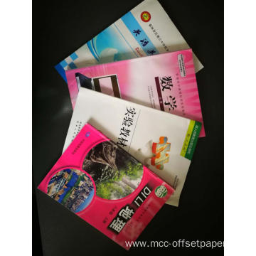 Low MOQ for for Offset Printing Paper Wood  Paper for Offset Printing supply to Palestine Wholesale