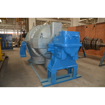 Back Pressure Condensing Steam Turbine