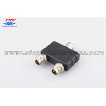 Excellent quality for for waterproofing cables overmolding waterproofing M8 adpater connector export to France Importers