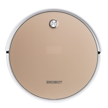 Time-saving robotic vacuum cleaner