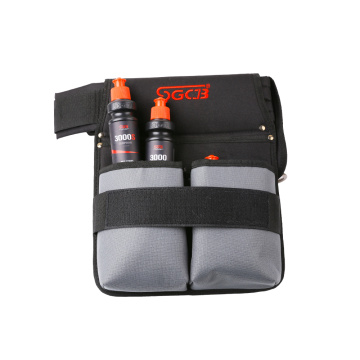 cleaning tool belt for car care