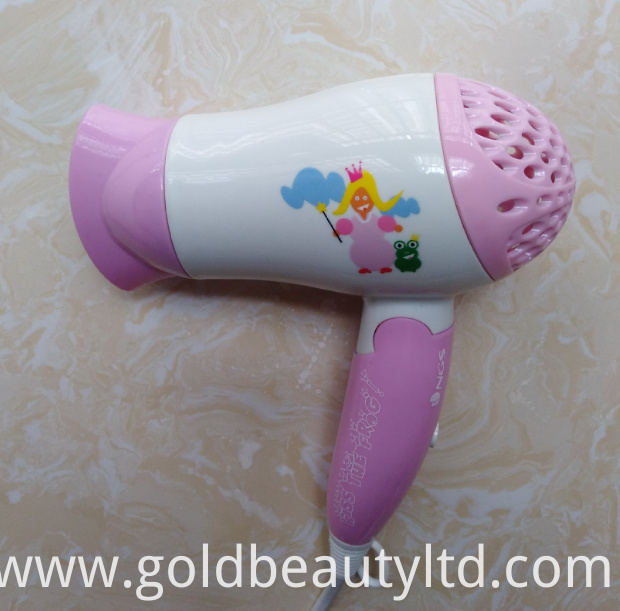 Cartoon Pattern Children Hair Dryer